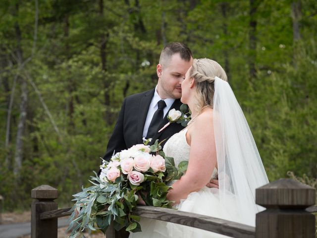 Andrew and Tiffany's Wedding in Greenville, South Carolina 40