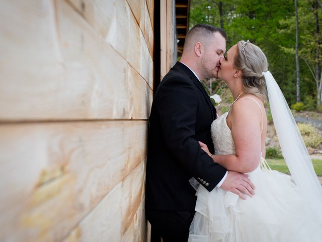 Andrew and Tiffany's Wedding in Greenville, South Carolina 41