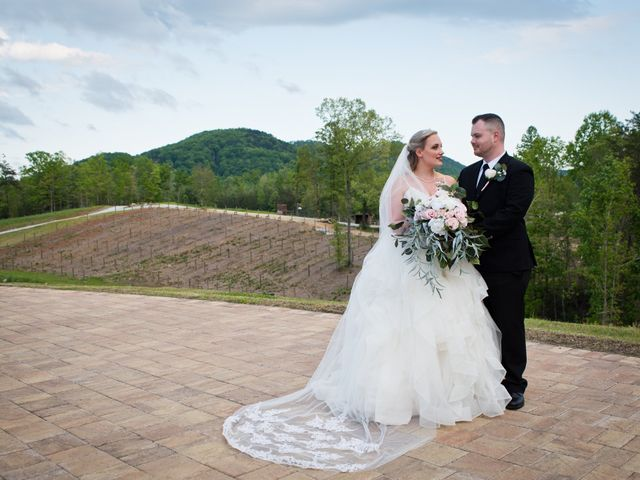 Andrew and Tiffany's Wedding in Greenville, South Carolina 42
