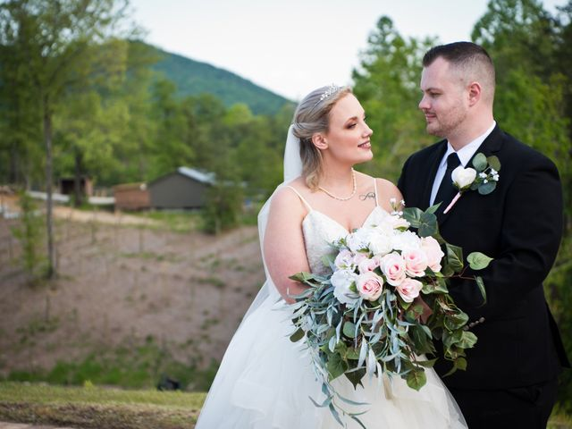 Andrew and Tiffany's Wedding in Greenville, South Carolina 2