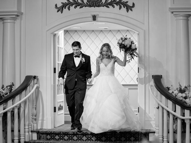Billy and Cassandra's Wedding in Point Pleasant Beach, New Jersey 8