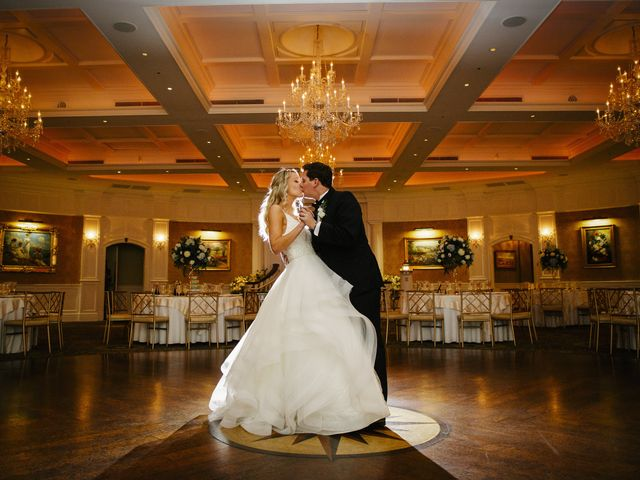 Billy and Cassandra's Wedding in Point Pleasant Beach, New Jersey 12