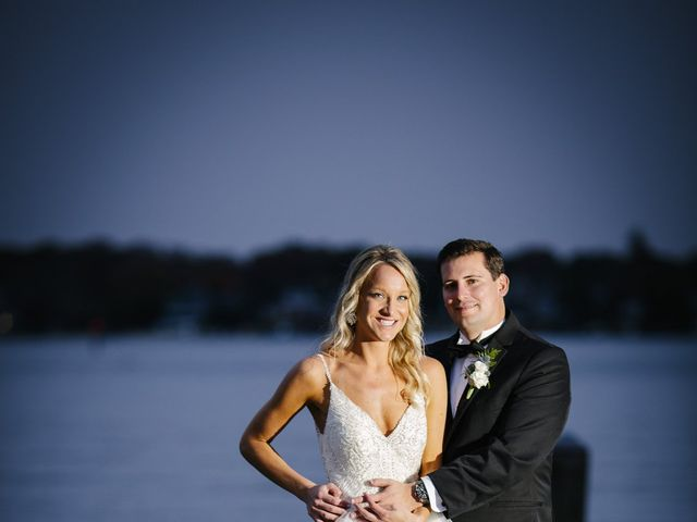 Billy and Cassandra's Wedding in Point Pleasant Beach, New Jersey 14