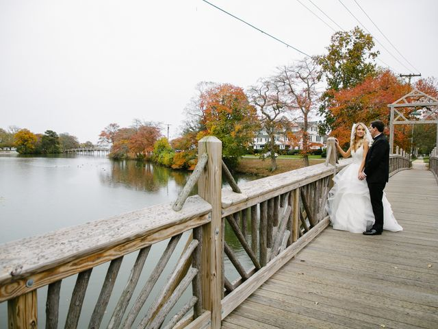 Billy and Cassandra's Wedding in Point Pleasant Beach, New Jersey 24
