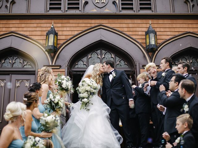 Billy and Cassandra's Wedding in Point Pleasant Beach, New Jersey 53