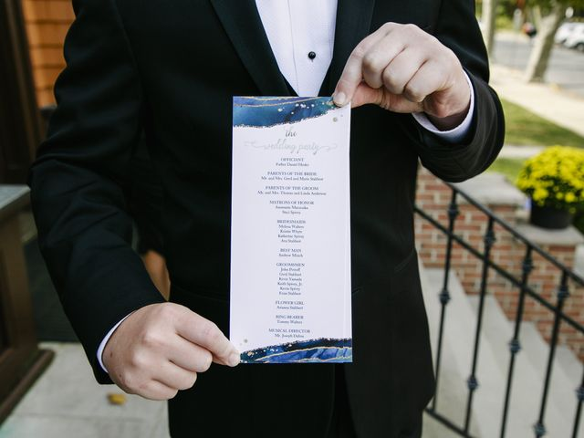 Billy and Cassandra's Wedding in Point Pleasant Beach, New Jersey 61