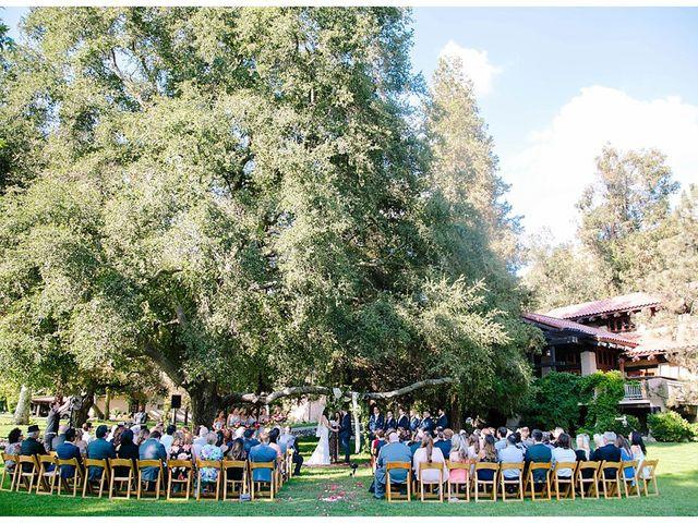 The wedding of John and Madeline
