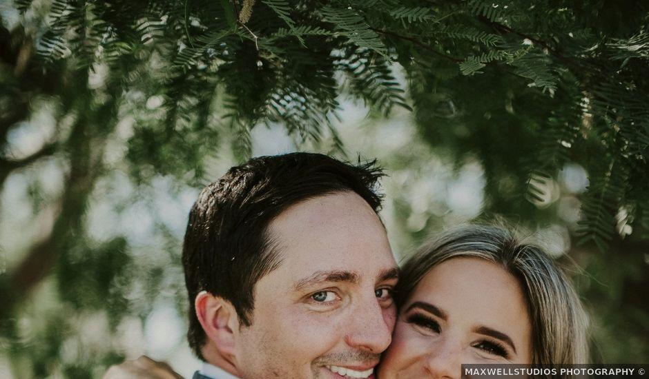 Casey and Matt's Wedding in Indio, California