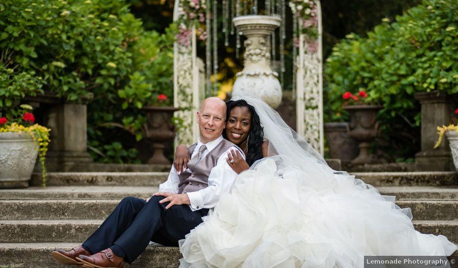 Brian and Shante's Wedding in Lakewood, Washington