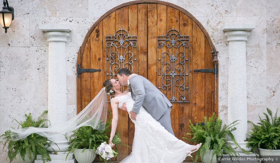 Ricky and Marisa's Wedding in Parrish, Florida