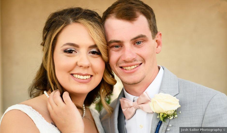Collin and Mariah's Wedding in Tucson, Arizona