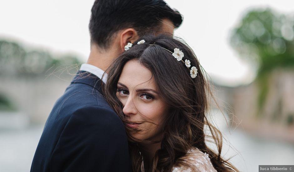 Chiara and Luca's Wedding in Rimini, Italy
