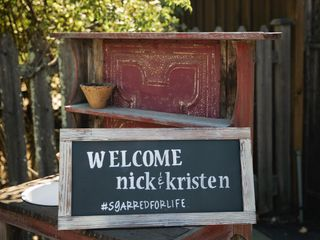 Kristen and Nick's Wedding in Healdsburg, California 11