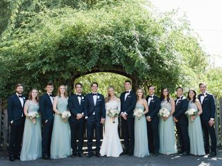 Kristen and Nick's Wedding in Healdsburg, California 10