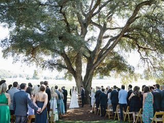 Kristen and Nick's Wedding in Healdsburg, California 14