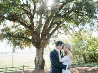 Kristen and Nick's Wedding in Healdsburg, California 16