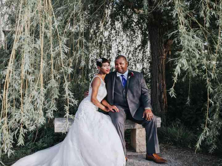 The wedding of Jodi and Ra Shaan