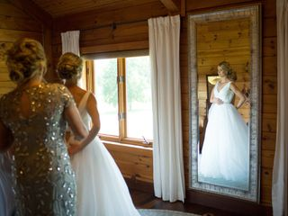 Ches Brooks and Alex Brooks's Wedding in Chapel Hill, North Carolina 3