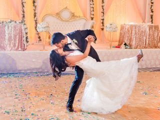 The wedding of Anjaly and Kevin