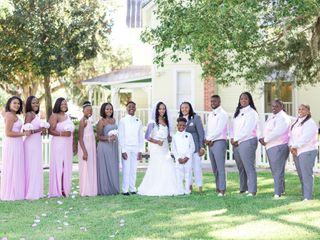 Amber and Kiera's Wedding in Lakeland, Florida 3
