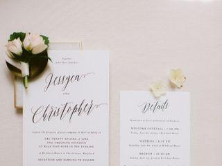 The wedding of Jessyca and Chris 2
