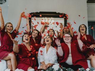 The wedding of Triston and Ashlyn 2