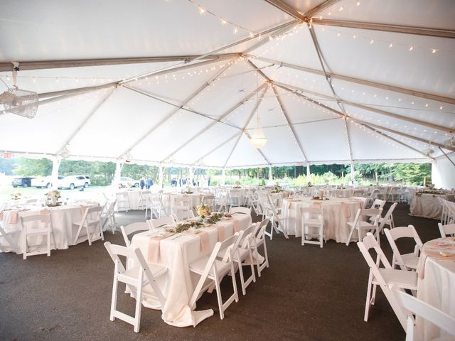 Ches Brooks and Alex Brooks's Wedding in Chapel Hill, North Carolina 1