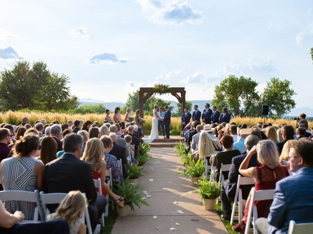 Greg and Lynne's Wedding in Golden, Colorado 1