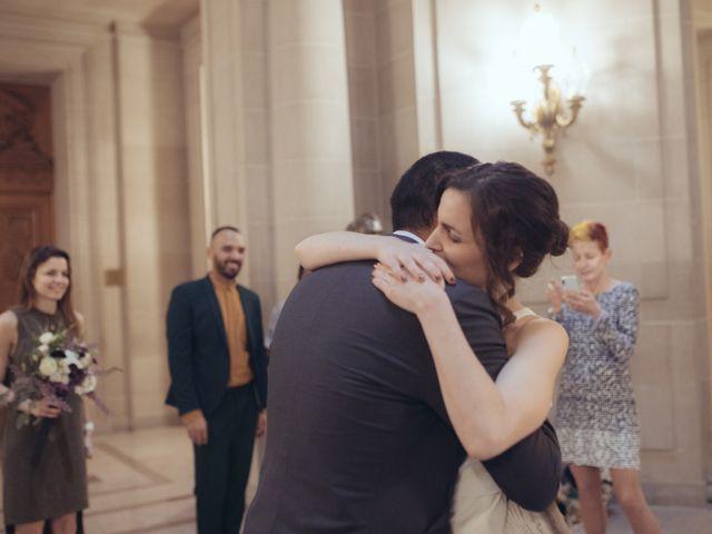 Ivan and Laura's Wedding in San Francisco, California 2