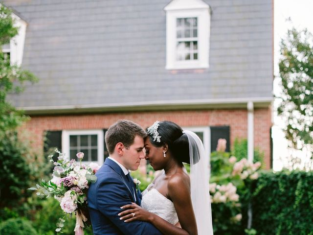 Chris and Jessyca's Wedding in Chestertown, Maryland 8
