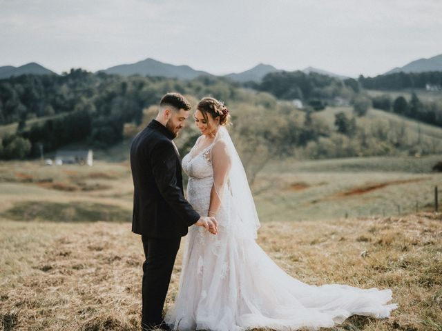 The wedding of Triston and Ashlyn