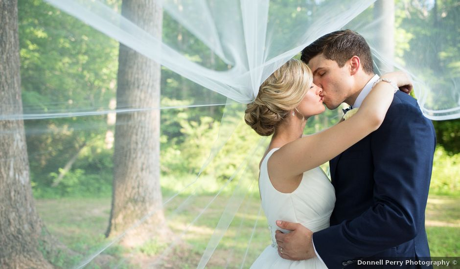 Ches Brooks and Alex Brooks's Wedding in Chapel Hill, North Carolina