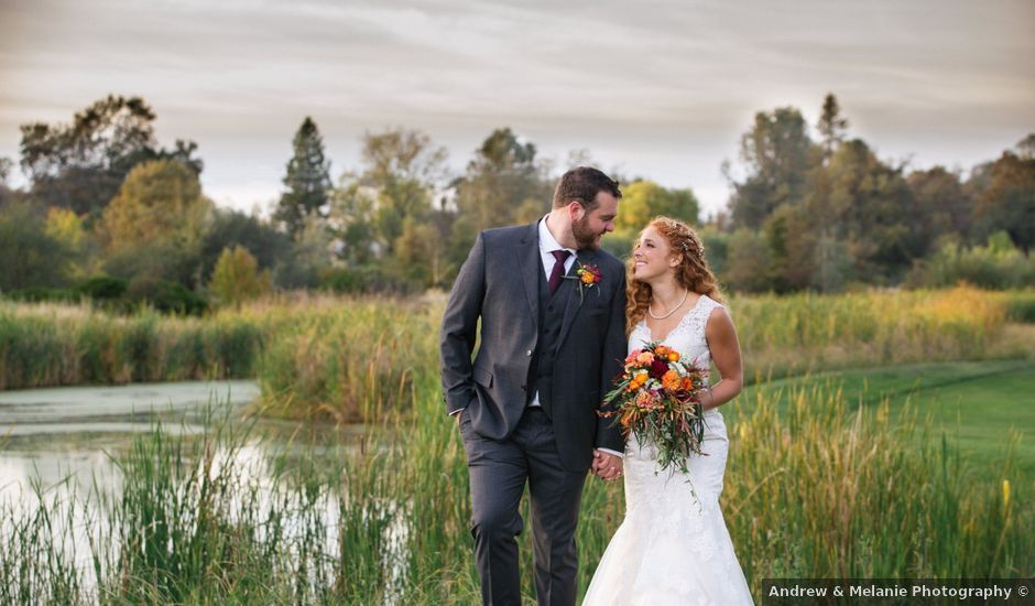 Shawn and Meredith's Wedding in Auburn, California