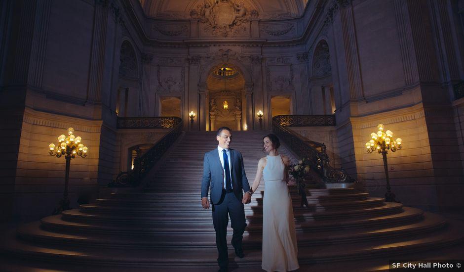 Ivan and Laura's Wedding in San Francisco, California