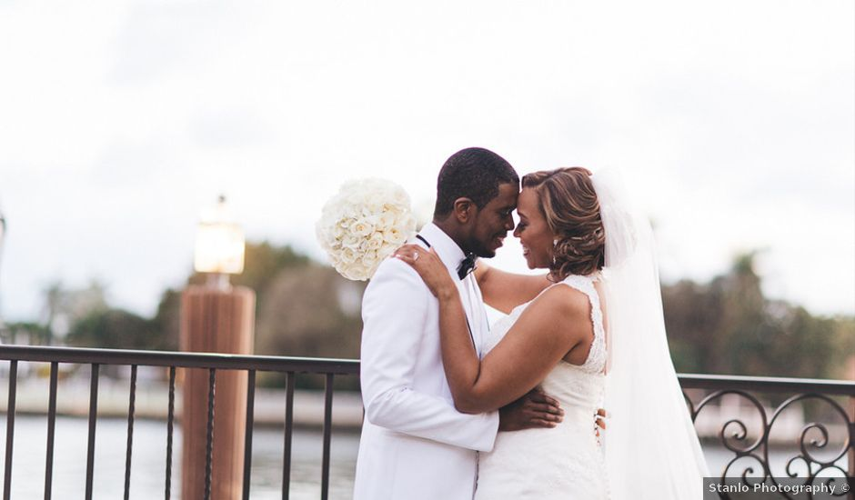 Antoinette and Eli's Wedding in Hollywood, Florida