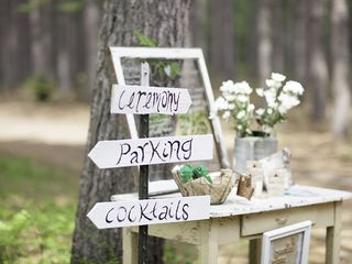 Molly and Bruce's Wedding in Eagle River, Wisconsin 6