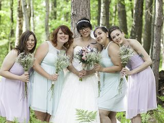 Molly and Bruce's Wedding in Eagle River, Wisconsin 3