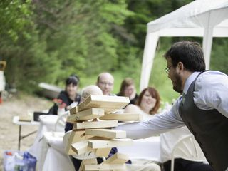 Molly and Bruce's Wedding in Eagle River, Wisconsin 15