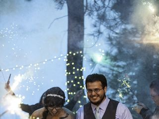 Molly and Bruce's Wedding in Eagle River, Wisconsin 20