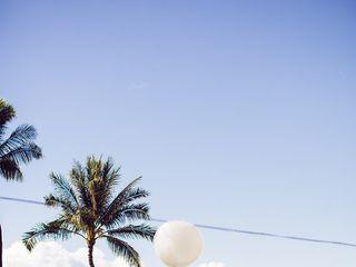 Ina and Luca's wedding in Hawaii 7