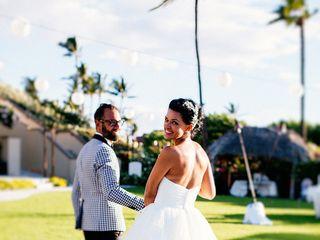 Ina and Luca's wedding in Hawaii 15