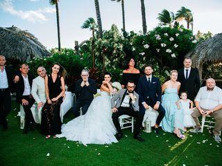 Ina and Luca's wedding in Hawaii 18