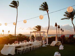 Ina and Luca's wedding in Hawaii 19