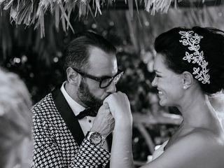 Ina and Luca's wedding in Hawaii 24