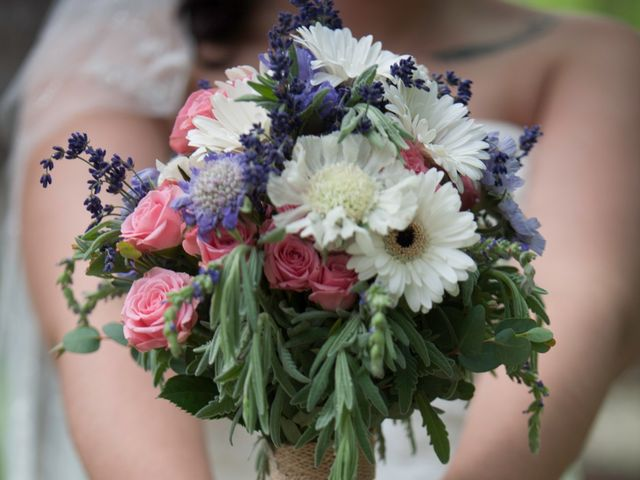 Molly and Bruce's Wedding in Eagle River, Wisconsin 4