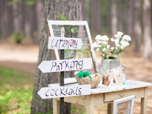 Molly and Bruce's Wedding in Eagle River, Wisconsin 7