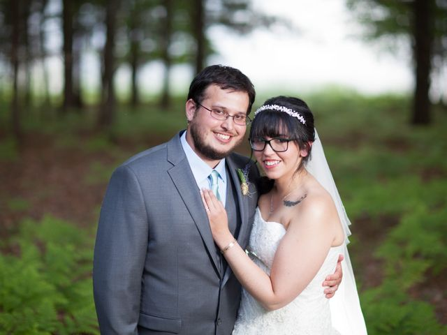 Molly and Bruce's Wedding in Eagle River, Wisconsin 17