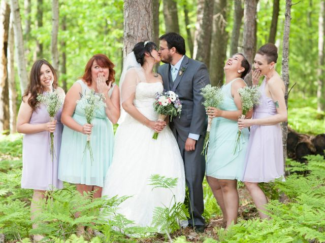 Molly and Bruce's Wedding in Eagle River, Wisconsin 1