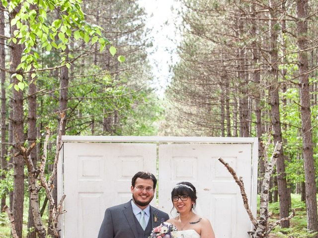 Molly and Bruce's Wedding in Eagle River, Wisconsin 18