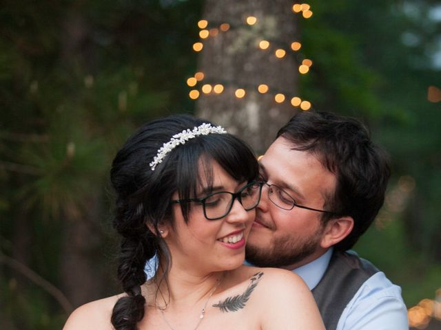 Molly and Bruce's Wedding in Eagle River, Wisconsin 24